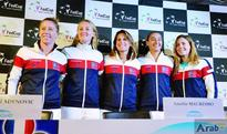 France bids to upset 2-time champ