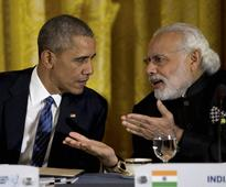 Told Modi a country shouldn't be divided on religious lines: Obama