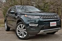 Land Rover Discovery Sport vs Mercedes-Benz GLC 300