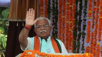 No plan to issue beef licences to foreigners in Haryana: CM Khattar