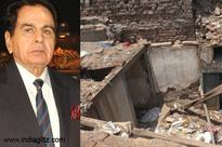 Dilip Kumar's ancestral house in Peshawar collapses; authorities to build replica