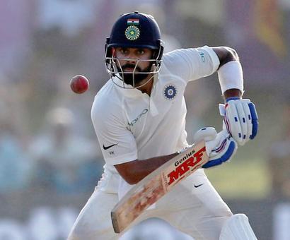 Kohli, Mukund put game beyond Lanka after rain intervenes