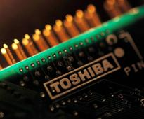 Bain files for China antitrust approval on $18 billion Toshiba chips deal - source
