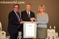 University of Stirling Management School joins global elite