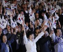 Park calls for efforts toward