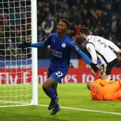 FA Cup: Stunning goals give Leicester City extra-time win over Derby County