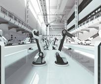 Robot makers fill their war chests in fight against Amazon