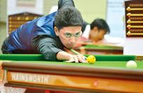 Dhruv Sitwala sizzles with four century breaks in PJ Hindu Billiards Tournament