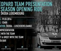 Leopard Cycle Team to Unveil Cyclists in Meet & Cycle Session on Saturday