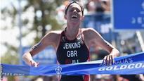 Jenkins confident of Rio medal chances