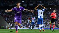 Real Madrid's James Rodriguez in make-or-break at the Bernabeu