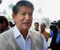 Ex-Uttarakhand CM Harish Rawat escapes unhurt after two-wheeler hits him