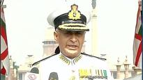 Admiral Sunil Lanba appointed as Chief of Indian Navy