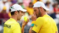 Peers reaches doubles final at ATP season finale