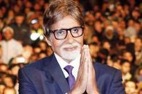 Amitabh to recite poem at Maharashtra NIte