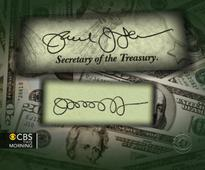 Video: Headlines at 8:30: Treasury Department reveals Jack Lew's new signature