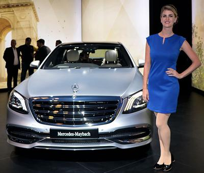 The stunning Mercedes Maybach is launched in 2 variants