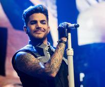 LOUD & PROUD: Adam Lambert Reveals The Icons Who First Made It Okay To Be Gay