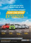 Deal of the Month: Top End Cruze LTZ MT Only at 13.95 Lakhs