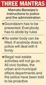 Mamata reads riot act on goondaism