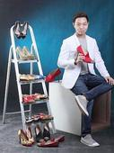 Fashion entrepreneur Jon Wong is on his sure-footed way to success