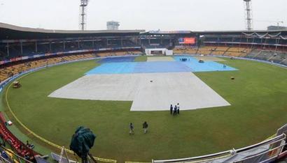 India vs Aus, 4th ODI: Will rain play spoilsport in Bengaluru?