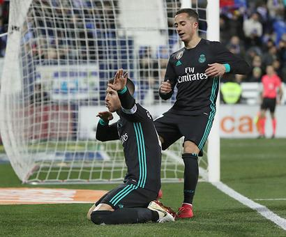Football Briefs: Ronaldo-less Real rally to beat Leganes, go up to 3rd
