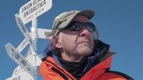 Explorer abandons highest mountain climb