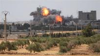 Syria: ISIL-held Raqqa hit by deadly air strikes