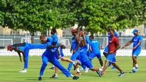 West Indies check in early to get acclimatised to conditions