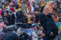 B'desh begins building 14,000 shelters for Rohingya refugees
