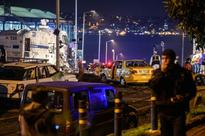 Double Istanbul bombings kill 15 after football game