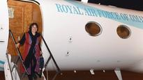 Montreal professor Homa Hoodfar in Oman after release from Iran