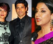 Shabana Azmi threatens to leave interview if questioned about Farhan-Adhuna divorce