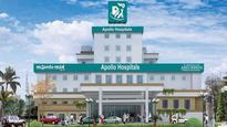 Integrated Mauritius sells 66.54 lakh shares of Apollo Hospitals Enterprises