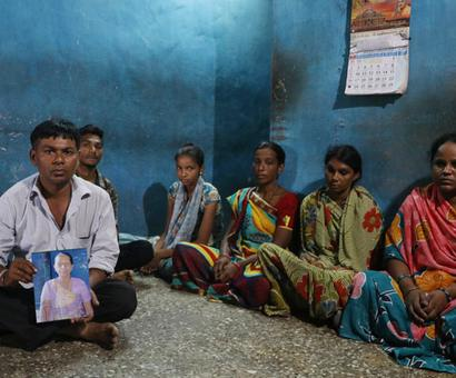 'My mother is Modi's mother; he will punish his mother's killers'