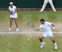 Wimbledon 2016: Sania Mirza-Ivan Dodig crash out; Rohan Bopanna-Anastasia Rodionova advance
