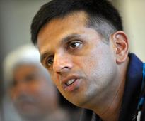 Rahul Dravid will not be in charge of India's U