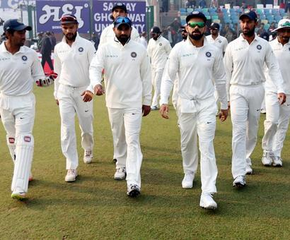 More matches, less playing days for Team India in new FTP