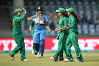 India outshines Pakistan by 17 runs to become...