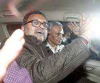 Aircel-Maxis case: Karti Chidambaram's Rs 11-mn assets attached under PMLA