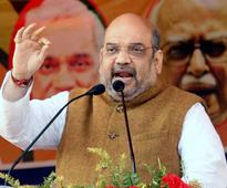 Congress govt in Puducherry is the most corrupt, UPA caused policy paralysis: Amit Shah