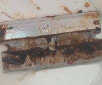 Wendy's had to launch an investigation after a woman found a razor blade in her daughter's soda cup