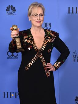 'Honoured beyond measure: Meryl Streep reacts to 21st Oscar nomination