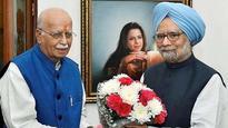 LK Advani turns 90, foes and friends wish BJP leader on Twitter