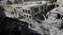 Security Council Meets After US Coalition Strike Syrian Forces