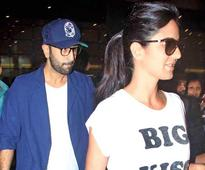 OMG! Trouble in paradise for Kat and Ranbir?