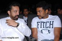 Suriya called Kamal Haasan and sought permission