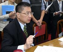 Legislator Hsu to be Cabinet spokesman