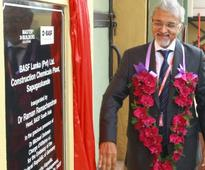BASF opens first manufacturing plant in Sri Lanka